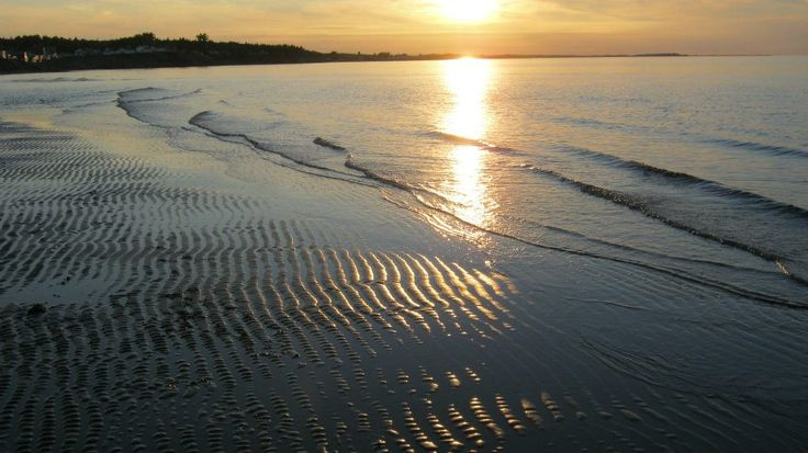 ♥ this photo of Heather's Beach NS