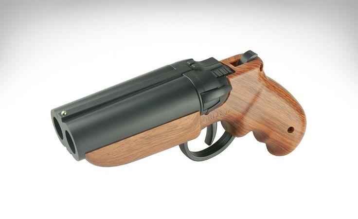 Goblin Deuce Double-Barrel Paintball Gun