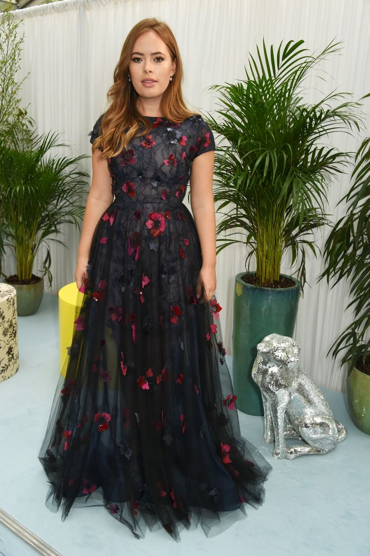 Tanya Burr aux Glamour Women of the Year Awards 2016