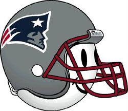 New England Patriots NFL antenna Topper