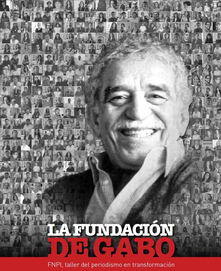 """¿Quieres conocer cómo y por qué trabaja la Fundación creada por Gabriel García Márquez? Conversa en línea con Jaime Abello Banfi, director general de la FNPI, quien presentará el informe """"La Fundación de Gabo. FNPI, taller del periodismo en transformación"""". Martes 16 de diciembre a las 10 am, hora de Colombia (GMT-5).  http://www.fnpi.org/noticias/noticia/articulo/la-fundacion-de-gabo-fnpi-taller-del-periodismo-en-transformacion/"""