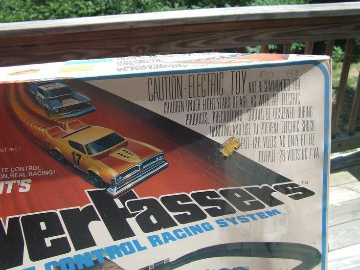 Vintage Lionel S Power Passers Slot Car Set Lane Change Super Speedway New Nos This Is Now For Sale On Ebay Search E Slot Car Sets Slot Cars Ebay