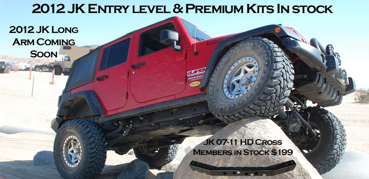 Clayton Off Road - Jeep Lift Kits - Jeep Cherokee Lift Kits - Jeep Wrangler Lift Kits - Jeep Suspension Lift Kits <3