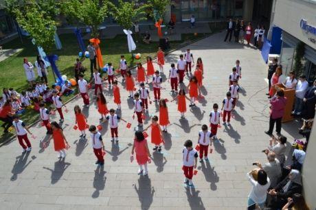 Okyanus Kolejleri 23 Nisan Gösterileri - Fatih Okyanus Koleji