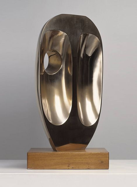 Vertical Form 1968 by Barbara Hepworth