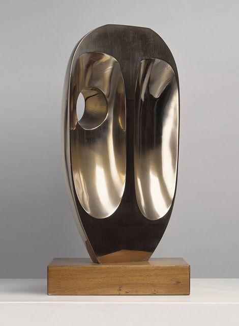 Vertical Form 1968 by Barbara Hepworth