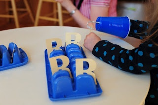"Hooking ""R's"" for pirate preschool"