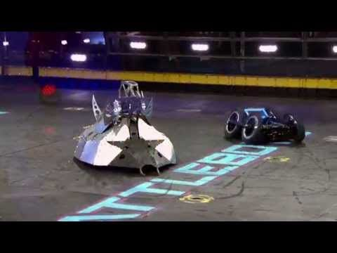 Stinger vs. Warhead - BattleBots - YouTube