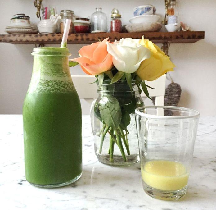 Ginger and Lemon Shots Recipe on Yummly. @yummly #recipe