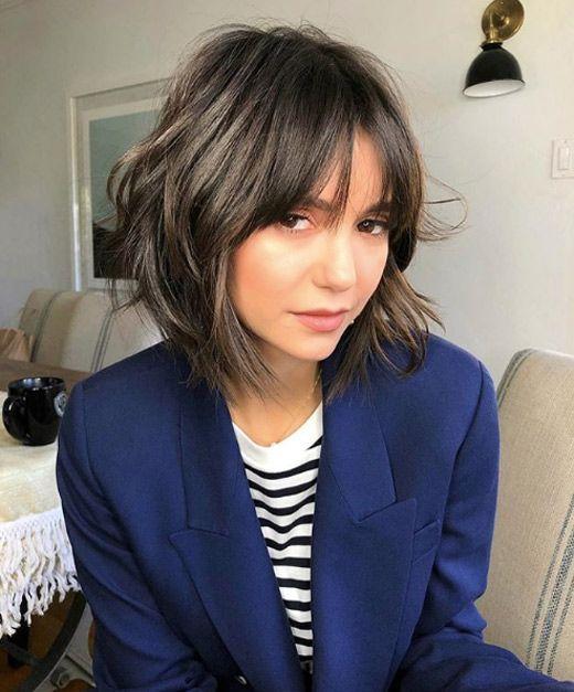 Top 70 Fringe Frisuren, die auf jeden gut aussieht…