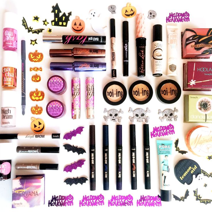 Who wants all the Halloween makeup?! xx