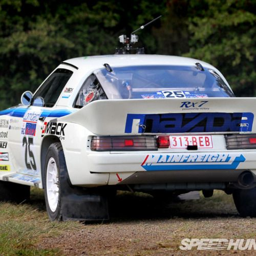 GROUP B Rally RX-7