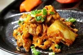 「☆簡単激ウマ!豚キムチ☆」キムチは火を通した食べ方の方が好きなので豚肉と一緒に炒めました♪ 【楽天レシピ】