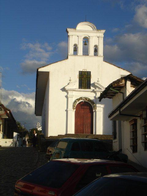 La Ermita, Popayán, Colombia
