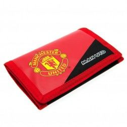 Manchester United F.C Nylon Wallet
