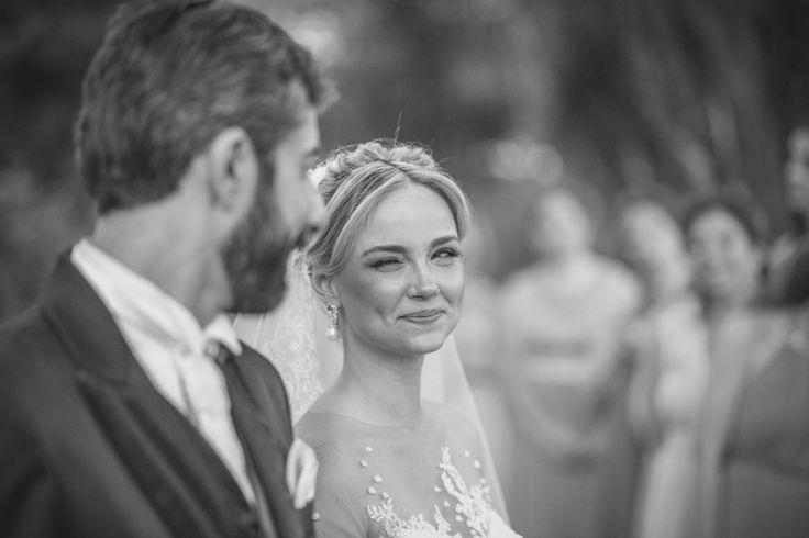 Casamento com cerimônia sob a árvore | Lápis de Noiva
