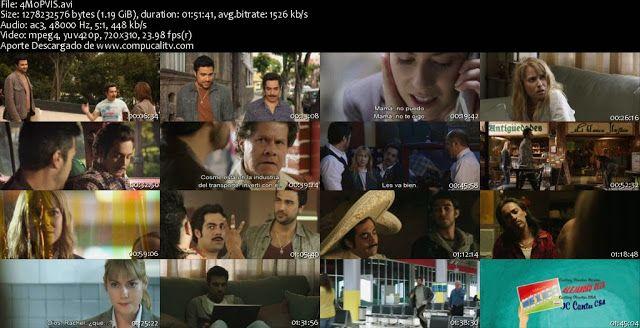 Una vez mas las películas Mexicanas deslumbran con sus historias esta vez lo hacen con la película Amor A Primera Visa DVDRip Latino una romántica comedia