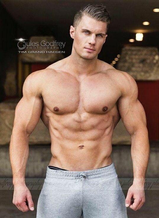 Tim Grand Haegen  Cuerpos En Buena Forma, Hombres -5650