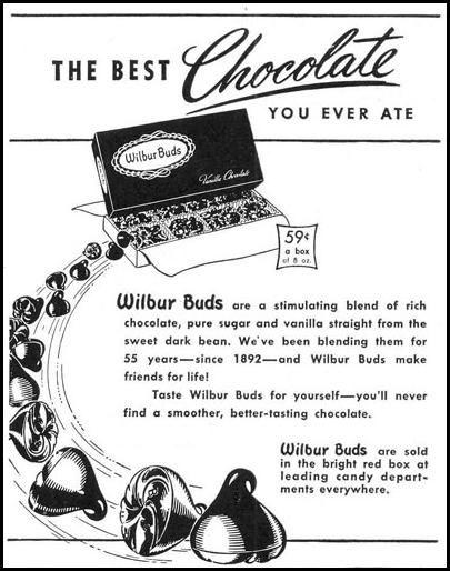 WILBUR BUDS - LIFE 10/27/1947 - p. 133