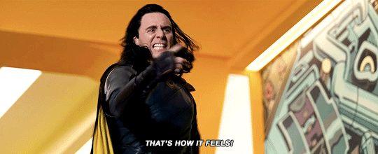 That's RIGHT Loki!!