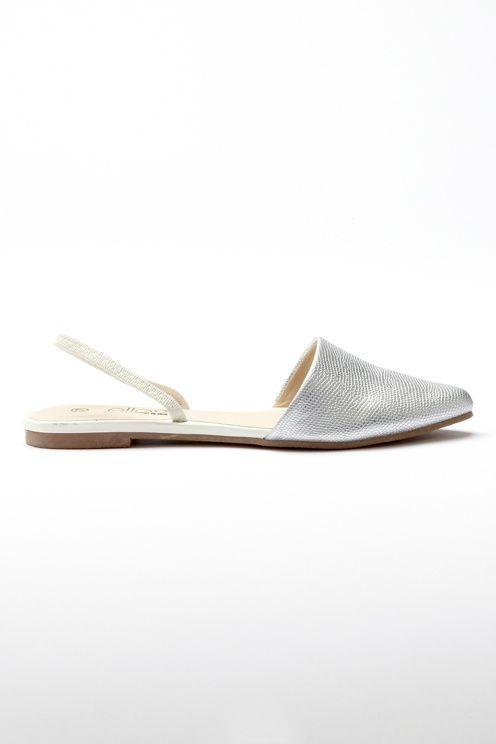 Ellos Shoes Ballerinasko slingback