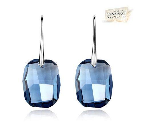 Aros con cristales Swarovski Elements