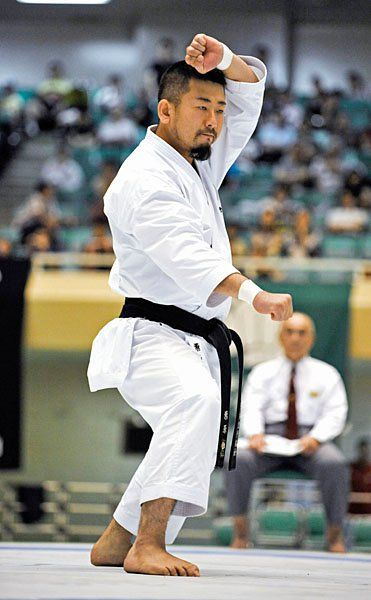 "todayinmykarate: ""Kazuaki Kurihara. 7-time JKA all-Japan kata champion. 2-time JKA kata world champion. """