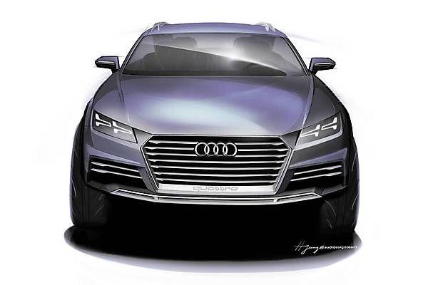 2018-2019 Audi Allroad Shooting Brake