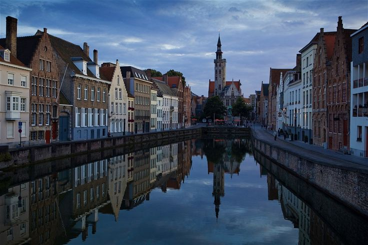 Lonely Planet: Bruges