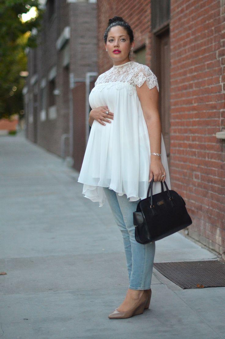 Enjoy Motherhood In Plus Size Plus Size Fashion Pinterest Maternity Fashion Plus Size Pregnancy And Pregnancy