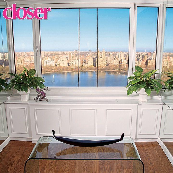 EXCLUSIVE PHOTOS: Go Inside Geraldo Rivera's Stunning NYC Apartment!
