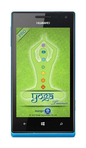 Buat kamu yang pake Windows Phone, kamu bisa latihan Yoga dengan apps Yoga Trainer ini nih BroSist. #SMARTaplikasi