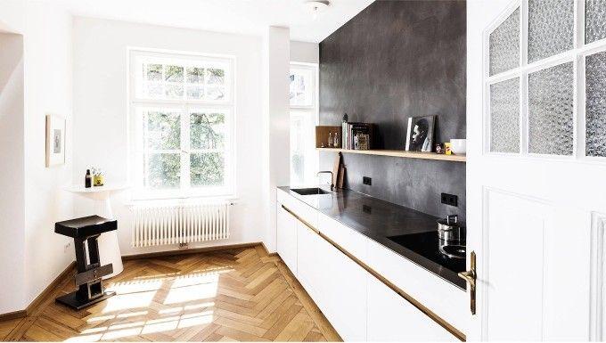 Immer Mehr Koche Sehen Schwarz Kuchentrends Kuchendekoration Und Wohnen