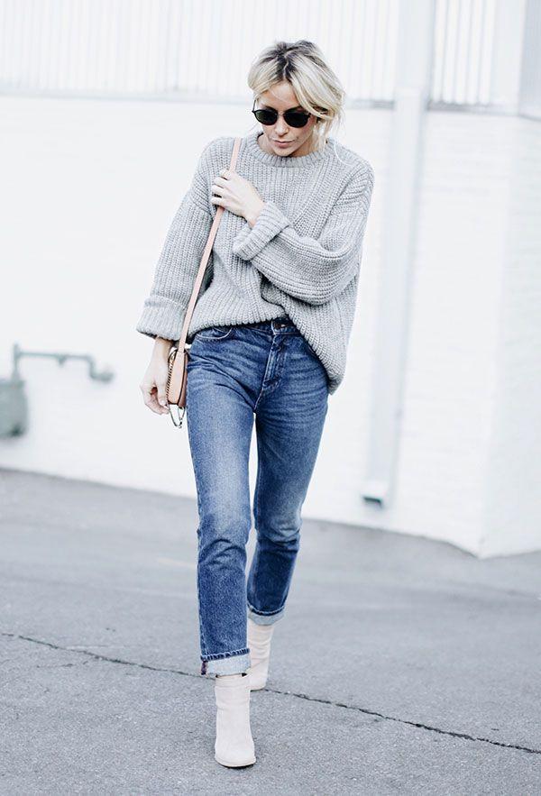 Des looks simples et sans efforts pour être stylée et confortable. Rien de mieux que de miser sur des basiques minimalistes cet automne-hiver.