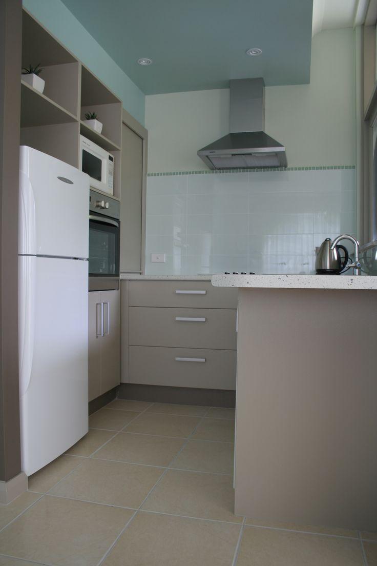 resort makeover - kitchen