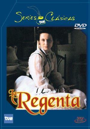 """La Regenta (DVD S REG), sèrie de televisió basada en l'obra homònima de Leopoldo Alas """"Clarín""""."""