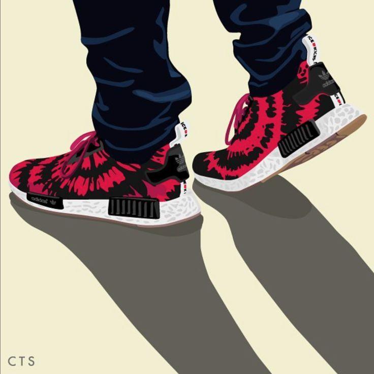 ecd41b5c067db ... coupon for adidas nmd r1 mystic blue nice kicks x adidas nmd runner pk  sneakerart by