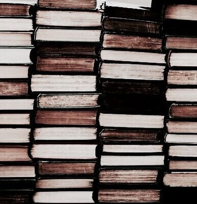 beauty of books!