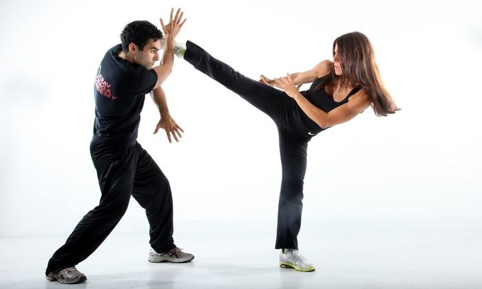 Krav Maga Academy - New York: Three or Six Classes or One-Month Membership at Krav Maga Academy (Up to 54%Off)