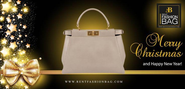 Christmas & Rent Fashion Bag