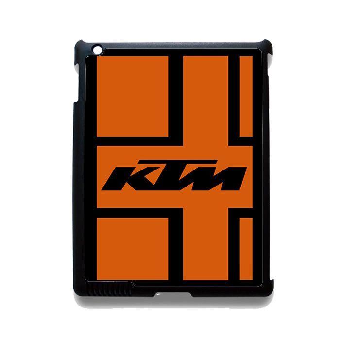Ktm Motor TATUM-6239 Apple Phonecase Cover For Ipad 2/3/4, Ipad Mini 2/3/4, Ipad Air, Ipad Air 2