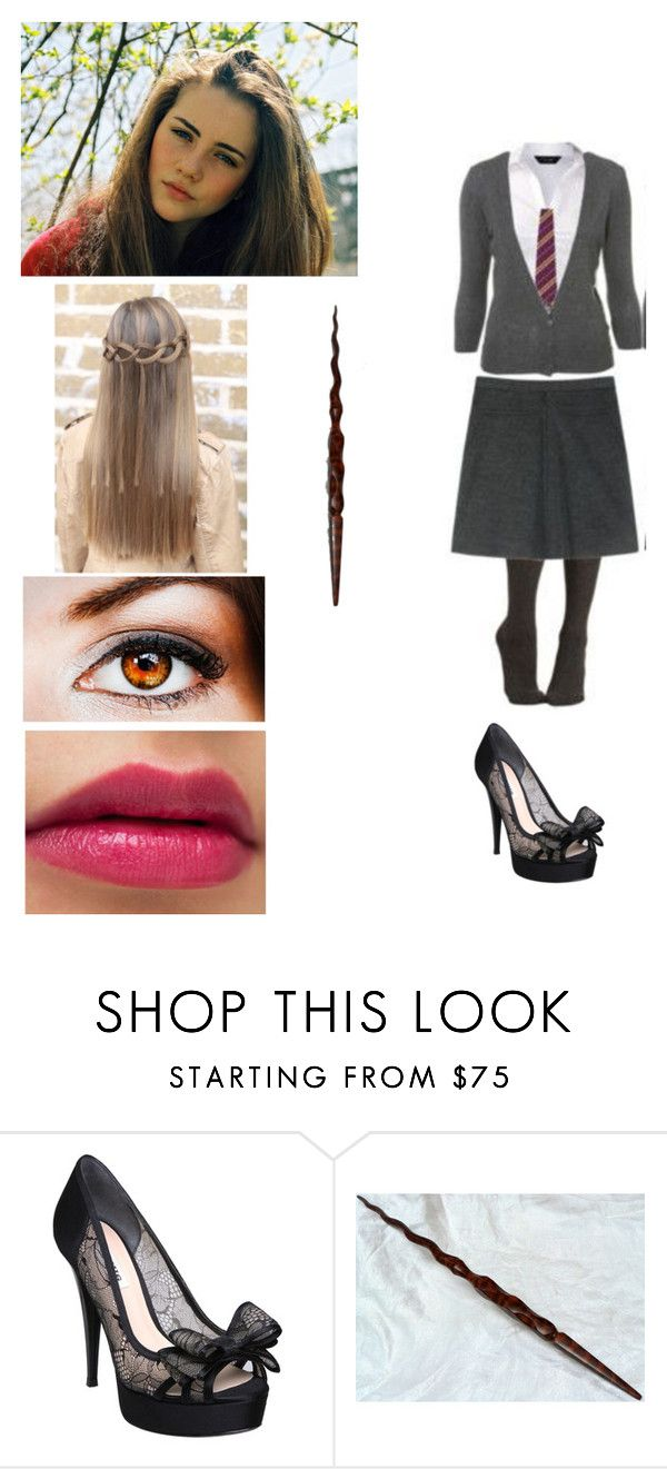 """""""Andrea (a week later)"""" by author-of-isabelle-lupin ❤ liked on Polyvore featuring Dune"""