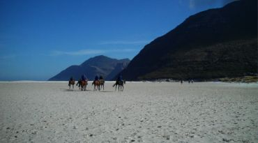 Noordhoek Beach, Cape Town, South_Africa. A great place for open relaxing spaces on the coast. #noordhoek #capetown #africa #southafrica #horses #beach #travel