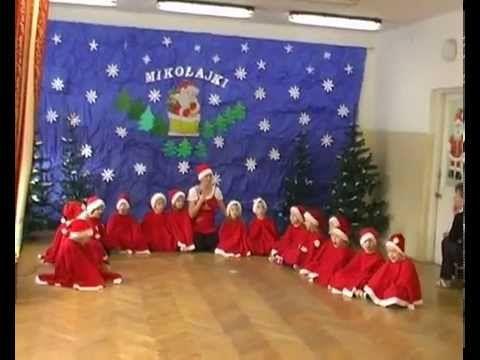 Mikołajki 2012 w Przedszkolu 145 w Bemowie Piskim cz.2
