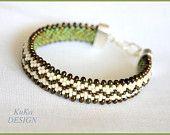 bracelet Turquoise Picasso Caterpillar