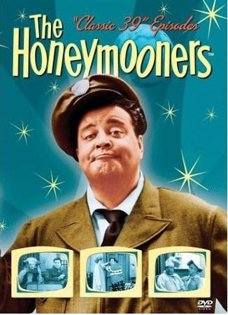 The Honeymooners - Jackie Gleason, Art Carney, Audrey Meadows and Joyce Randolph - Classic 1950's television at its best!