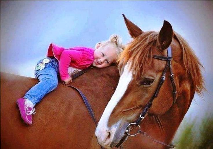 Mädchen Und Pferde