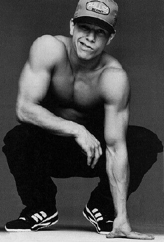 Mark Wahlberg from the Marky Mark days. 109 pins. From a board called Celebrity.