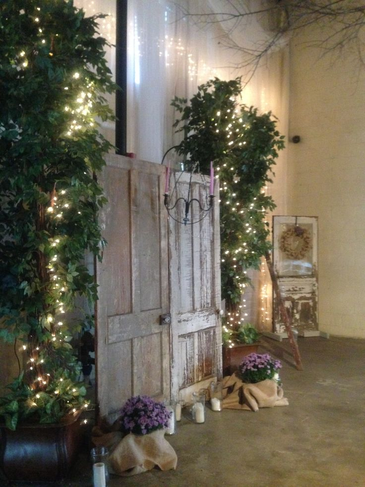 Wedding Venues Rustic Wedding Backdrops And Iron