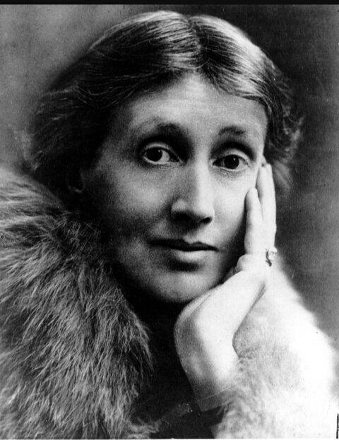 """Un 25 de enero nacía Virginia Woolf. """"No hay barrera, cerradura, ni cerrojo que puedas imponer a la libertad de mi mente""""."""